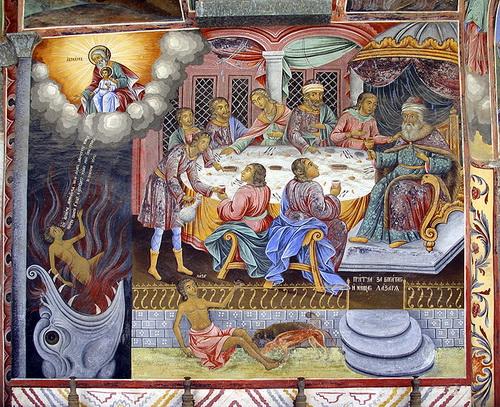Картинки по запросу Притча о Лазаре